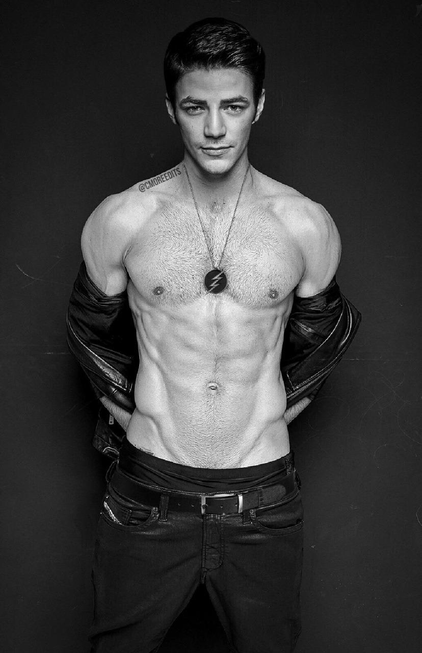 Grant Gustin - The Gay Porn Dude